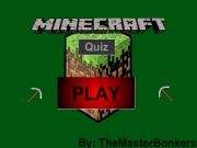 The Minecraft Quiz 1