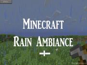 Minecraft Rain Ambia…