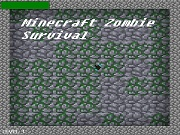 Minecraft Zombie Survival