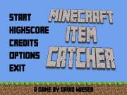 Minecraft Item Catch…